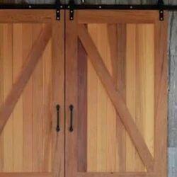 Building Sliding Barn Doors