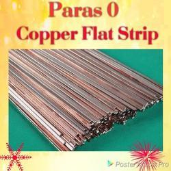 Copper brazing strip for Refrigeration