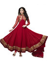 Ladies Georgette Anarkali Suits