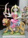 Durga Maa Marble Moorti