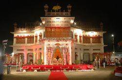 Lighting Decorations Services