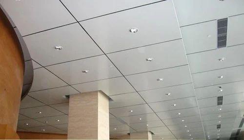 Aluminium False Ceiling At Rs 175 Square Feet S