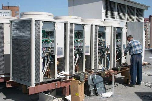 Hvac Central Air Conditioning Plant Amc Amp Cmc In Nikol