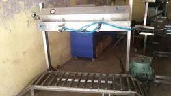 Pneumatic Bag Sealing Machine Flp