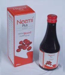 Skin Care Products Range - Natural Blood Purifier - Neemi Capsule