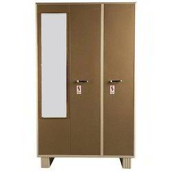 Nilkamal Double Door Steel Almirah