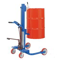 Manual Counterbalance Drum Stacker