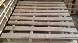 Pine Wood Heat Treated Pine Wooden Pallets 42x42, Capacity: 1 Tone To 1.2 Tone, Dimension/Size: 36x42