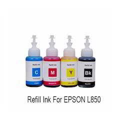 Refill Ink for Epson L850 Printer