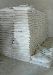 White Fertilizer Gypsum Powder, Packaging Size: 50 Kg, Grade: A