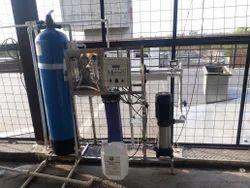 200 LPH RO Plant