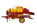 Lower Feeding Cutter Thresher