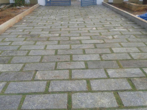 Driveway Stone Tile