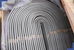 Stainless Steel 316TI Seamless U Tubes