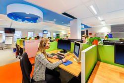 Call Center Interior Designing Service
