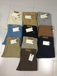 82144cfa Zara Narrow Fit Cotton Trousers at Rs 435 /piece(s) | सूती ...