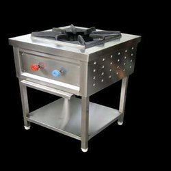 Gas Stoves For Hotels Single Burner Indian Range Manufacturer