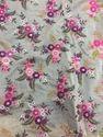 Chanderi Embroidered Fabrics