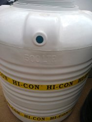 500 Ltr S Water Storage Tank