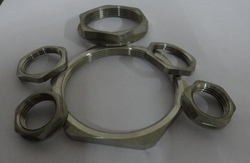 Stainless Steel Check Nut