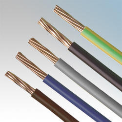 6.00 Sq. MM Single Core PVC Insulated Cables