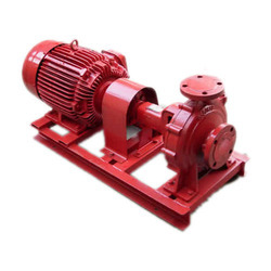 Fire Fighting Pump - Electric Motor Driven