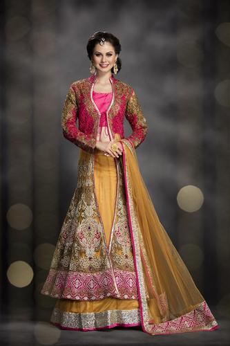 Party Wear And Wedding Wear Designer Indo Western Dress, Rs 30072 ...