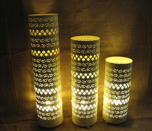 Home Decorative Art And Candle Holder Wholesale Trader