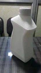 Plastic Lubricant Oil Bottle