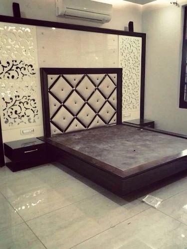 Designer Beds aakarshan interiors - wholesale trader of designer beds