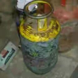 No Gas Cylinder