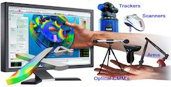 3D Portable CMM Inspection Service