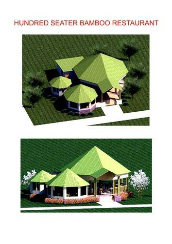 bamboo garden restaurant at rs 500000 /sets  sector 81