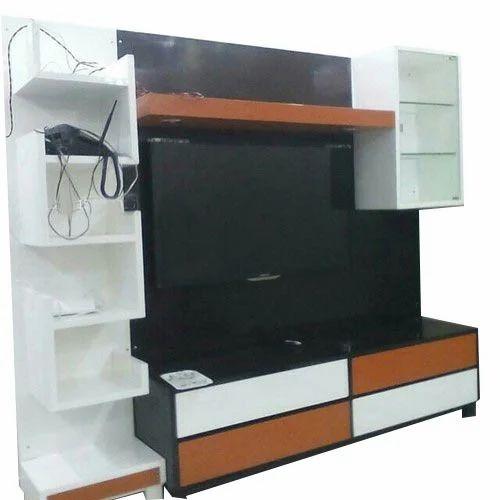 Wooden Designer TV Cabinet