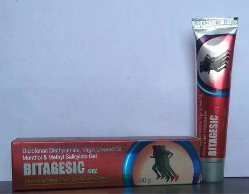 Diclofenac Diethylamine Virgin Linseed Oil Menthol Methyl Salicylate Gel At Rs 30 Unit Diclofenac Gel Id 17604347088