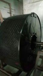 Antistatic Halar Coating on Centrifuge Basket