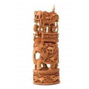 Wooden Ambari