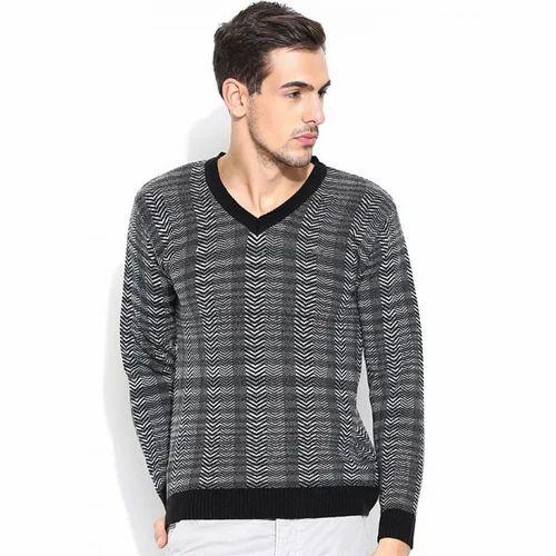 Mens Fancy Sweaters At Rs 450 Pieces Wait Ganj Ludhiana Id