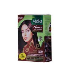 Ammonia Free Natural Brown Henna Hair Color
