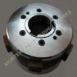 Hydraulically Operated Clutch