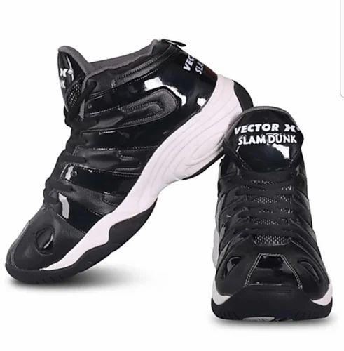 Vector X Black Basketball Shoe  9b4e9cdd1885