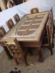 Antique Dining Table At Best Price In India