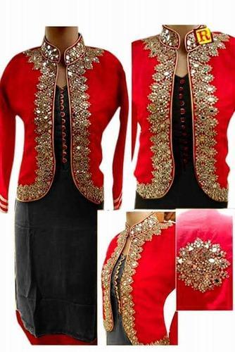 Kurtis With Jacket At Rs 1100 Piece S Designer Kurtiyaan