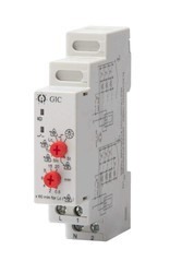 L&T Shutter Timer Switch GIC Digital Timer Switch, Rated Current: 3-5 A, for Industrial