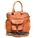 Genuine Leather Traveling Luggage Bag LUGG102