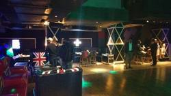Bar Lounge Or Discotheque Acoustic And Sound Lighting