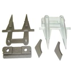 Forged Agriculture Parts Agricultural Machinery Accessories