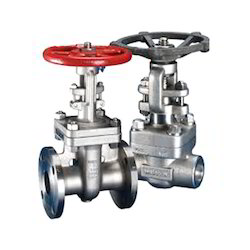 Cast Steel Gate Valve Flange Ended