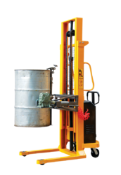 Drum Stacker Machine