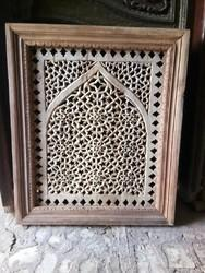 Wooden wall decorative panal